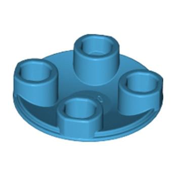 LEGO 6144148 - ROND LISSE 2X2 INV  - Dark Azur