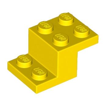 LEGO 6170184 BRIQUE PLATE 2X3X1 1/3 - JAUNE