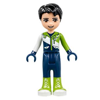 Mini Figurine Lego® Friends - Nate