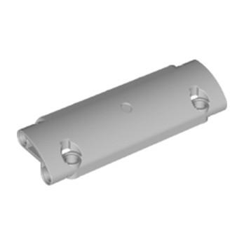 LEGO 6107863 -  Technic Shell 3x11x2 Ø 4.85 08   - Médium Stone Grey