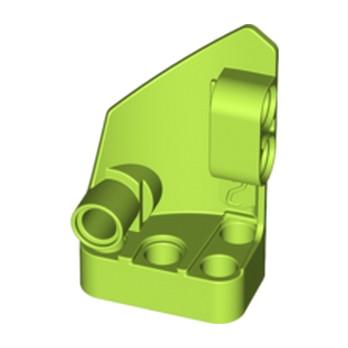 LEGO 6250234 - TECHNIC RIGHT PANEL 3X5 - BRIGHT YELLOWISH GREEN