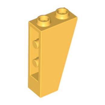 LEGO 6170901 - Tuile 1X2X3/74° INV. - Flame Yellowish Orange