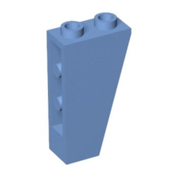 LEGO 6194230 TUILE 1X2X3/74° INV. - MEDIUM BLUE