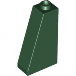 LEGO 6055224 - ROOF TILE 1X2X3/73° - EARTH GREEN