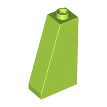 LEGO 6153748 - ROOF TILE 1X2X3/73° - Bright yellowish green