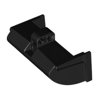 LEGO 6109280- Accessoire pelleteuse / Godet 5X7X4½ - Noir