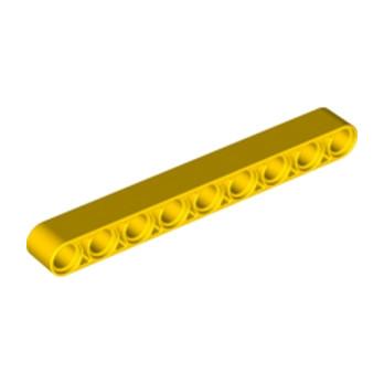 LEGO 4170505  TECHNIC 9M BEAM - JAUNE