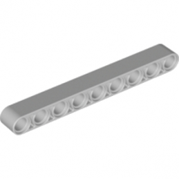 LEGO 6102449 TECHNIC 9M BEAM - MEDIUM STONE GREY