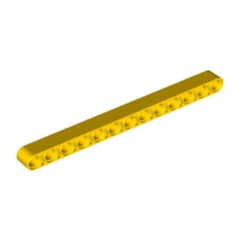 LEGO  4522935 - TECHNIC 13M BEAM - JAUNE