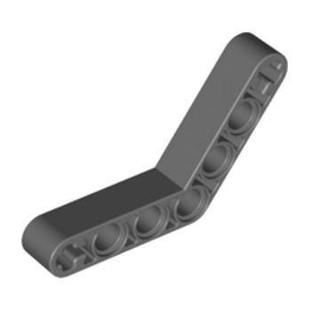 LEGO 4210656 TECHNIC ANGULAR BEAM 4X4 - Dark Stone Grey