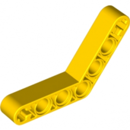 LEGO 4500485 TECHNIC ANGULAR BEAM 4X4 - JAUNE