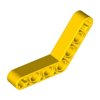 LEGO 4500485 TECHNIC ANGULAR BEAM 4X4 - JAUNE lego-4500485-technic-angular-beam-4x4-jaune ici :