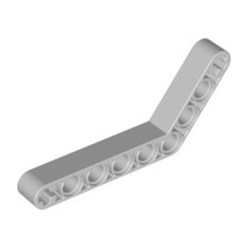LEGO 4255613TECHNIC ANGULAR BEAM 4X6 - Medium Stone Grey