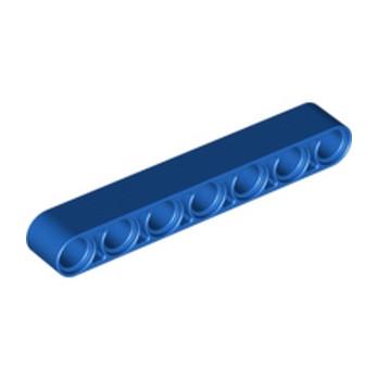 LEGO 4144285TECHNIC 7M BEAM - BLEU lego-4506043-technic-7m-beam-bleu ici :