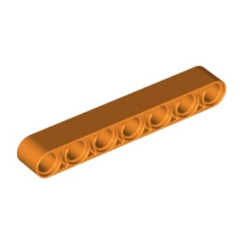 LEGO 6339024 TECHNIC 7M BEAM - ORANGE