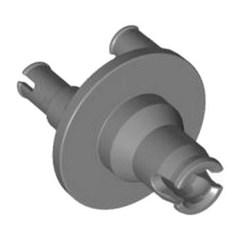 LEGO 4610378 3 SNAP GEARBLOK - DARK. STONE GREY lego-4610378-3-snap-gearblok-dark-stone-grey ici :