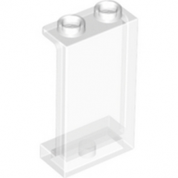 LEGO 6010737 	WALL ELEMENT 1X2X3 - Transparent