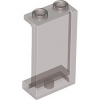 LEGO  6010736  WALL ELEMENT 1X2X3 - Marron Transparent