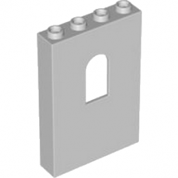 LEGO 4537056 MUR / CLOISON 1X4X5 - MEDIUM STONE GREY