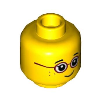 Lego® 6153341 - Tête Enfant ( Fille )