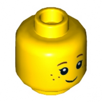 LEGO 6105708 TÊTE ENFANT - PETITE FILLE