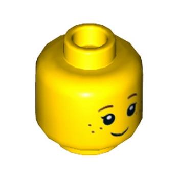Lego® 6105708 - Tête Enfant