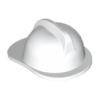 LEGO 383401 - Casque Pompier - Blanc lego-383401-casque-de-pompier-blanc ici :