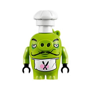 Mini Figurine Lego® Angry Bird - Le Cochon Toqué