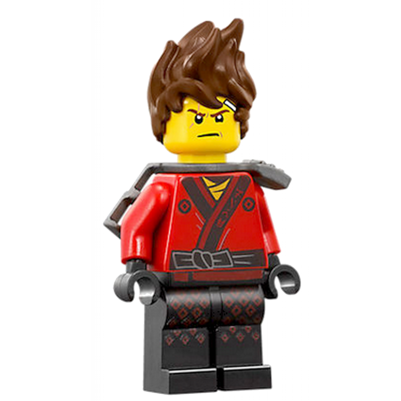 Mini figurine lego ninjago kai - Ninjago lego kai ...