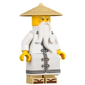 Mini Figurine Lego® Ninjago - Wu