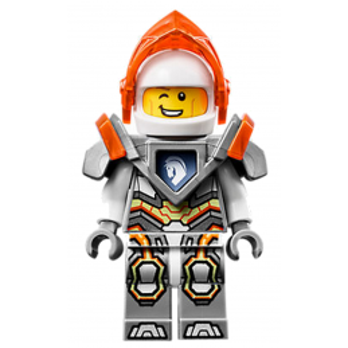 Mini Figurine Lego® Nexo knight - Lance