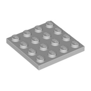 LEGO 4211403 PLATE 4X4 - MEDIUM STONE GREY