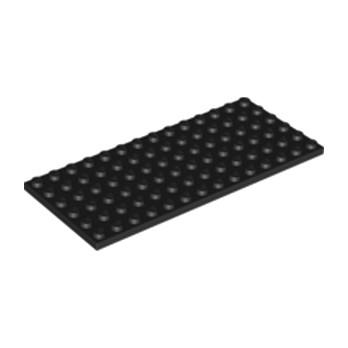LEGO 345626 PLATE 6X14 - NOIR