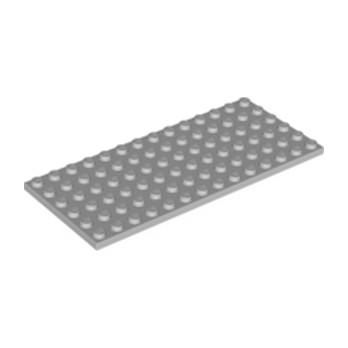 LEGO 4293831 - Plate 6x14 - Médium Stone Grey