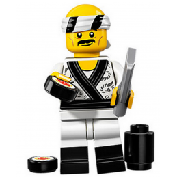Mini Figurine Lego® Série The Ninjago Movie