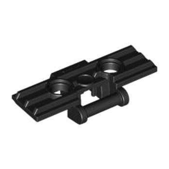 LEGO 6014648 - Chenille - TRACK ELEMENT, 5x1,5 - NOIR