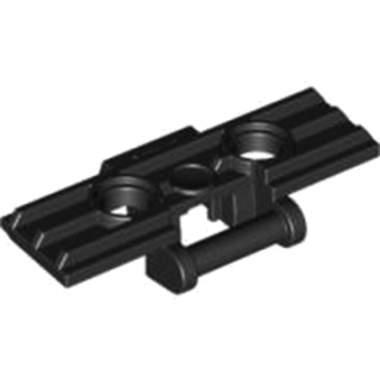 LEGO 6325504 TRACK ELEMENT, 5x1,5 - BLACK