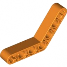 LEGO 4140836 TECHNIC ANGULAR BEAM 4X4 - ORANGE