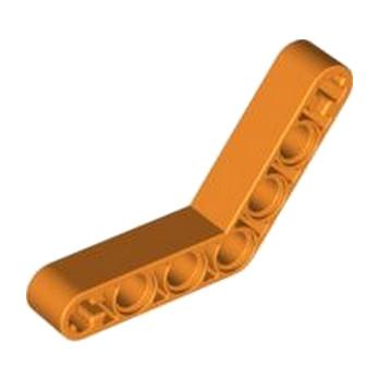 LEGO 4140836 TECHNIC ANGULAR BEAM 4X4 - ORANGE