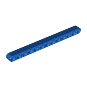 LEGO  6173125 - TECHNIC 13M BEAM -BLEU lego-6302337-technic-13m-beam-bleu ici :