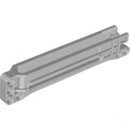 LEGO 6173197 - HOUSING 2X15X3M F/GEAR RACK - MEDIUM STONE GREY