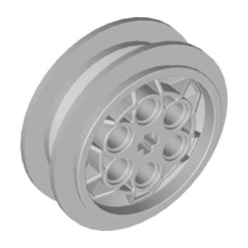 LEGO 4551421- Jante  Ø 43,2 X 18 - Médium Stone Grey
