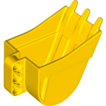 LEGO 6145856 GODET  4X5X7 W/ 4.85 - JAUNE