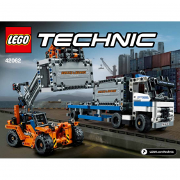 Notice / Instruction Lego TECHNIC - 42062