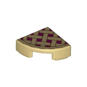 LEGO 6151221 - 1/4 - Tarte