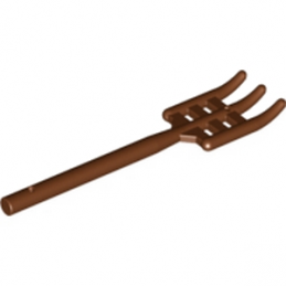 LEGO 4624905 - Fourche - Reddish Brown