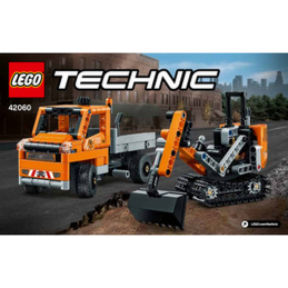 Notice / Instruction Lego TECHNIC - 42060