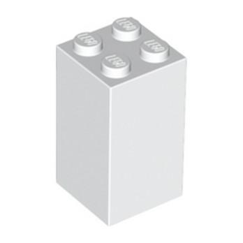 LEGO 4109791 BRICK 2X2X3 - WHITE