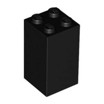 LEGO 4113241 BRIQUE 2X2X3 - NOIR