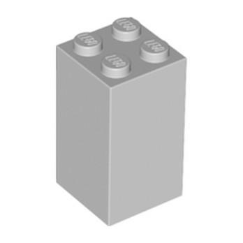 LEGO 4211650 BRICK 2X2X3 - MEDIUM STONE GREY